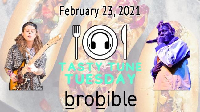 Tasty Tune Tuesday 2/23