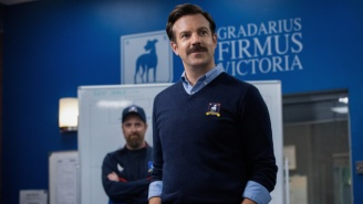 Ted Lasso Is Actually Based On One Of Jason Sudeikis' Childhood Coaches