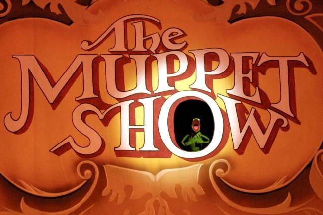 The Muppet Show Disney+ Warning