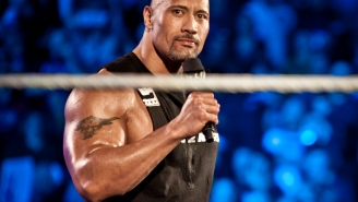 WWE Hall Of Famer Recalls Meeting The Rock For First Time And Being Treated In A Way That 'Floored Him'