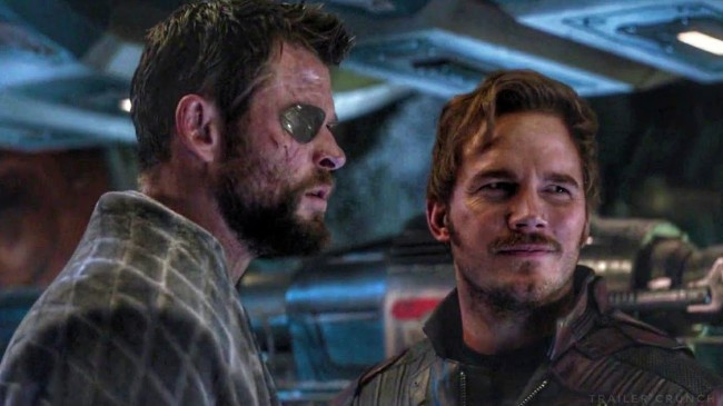Chris Hemsworth — Yes, THOR — Reveals Why He's Intimidated Of Chris Pratt