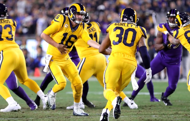 Todd Gurley Shades Rams Over Jared Goff Trade I Wasnt Surprised