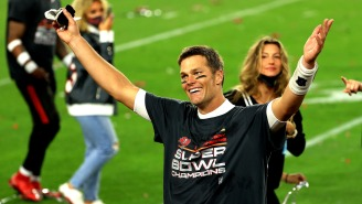 Tony Dungy Argues With Fans On Twitter Calling Tom Brady The 'Greatest Winner Of All Time'