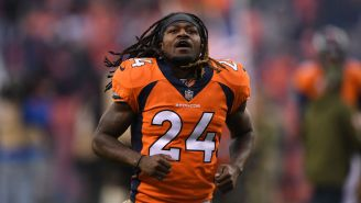 Adam 'Pacman' Jones Reportedly Arrested After Allegedly Punching, Kicking Person Until They Were Unconscious