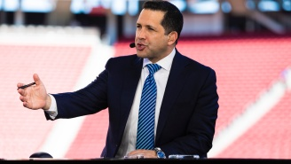 Adam Schefter Tosses Out Some Wild Starting QB Predictions For NFL Teams Next Season
