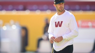Alex Smith Says His Comeback 'Threw A Wrench' Into WFT's Plans And That Team Didn't Even Want Him There