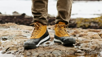 These Rugged And Waterproof All-Weather Duckboots Are Perfect All Year Long