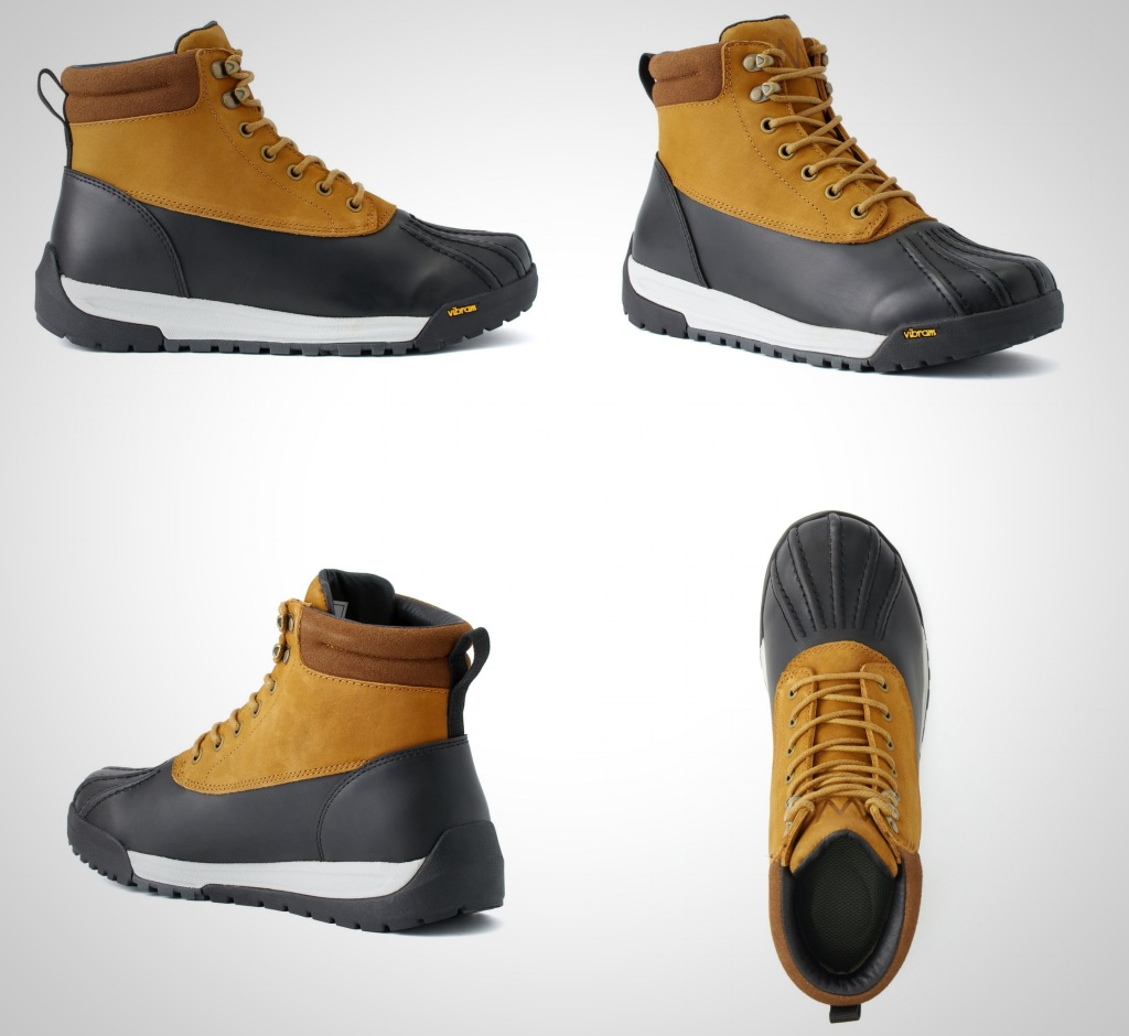 All-Weather Duckboots