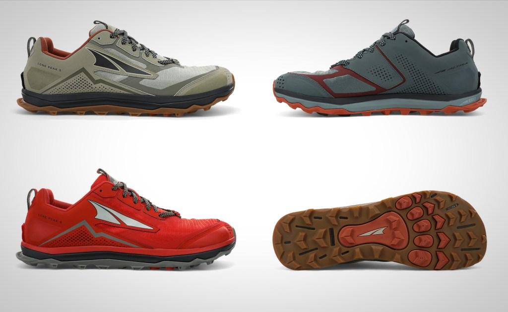 Altra Lone Peak 5 Trail Running Shoe Men's