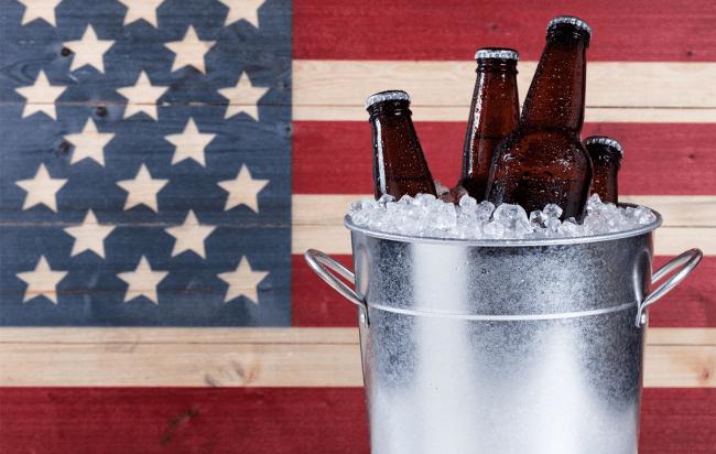 presidents drinking habits