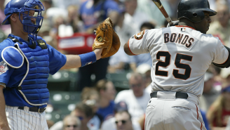 Barry Bonds Recalls How He Reacted To Being Intentionally Walked With The Bases Loaded