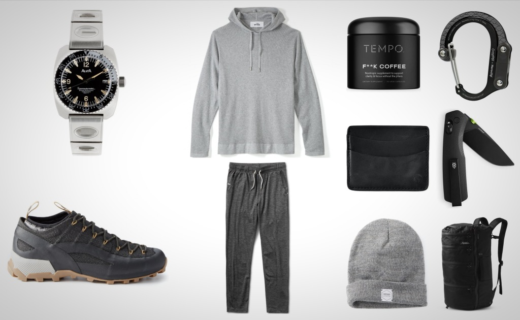 best everyday carry essentials black and white