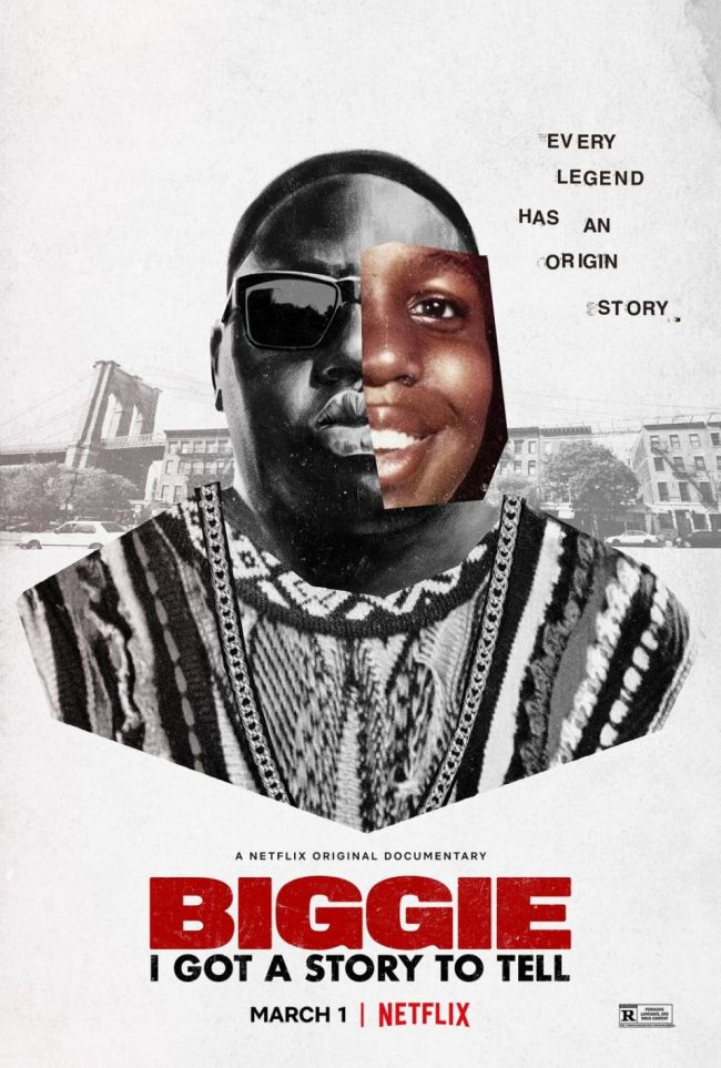 Watch the official trailer for Biggie: I Got a Story to Tell - A Netflix Notorious BIG documentary from Sean Diddy Combs