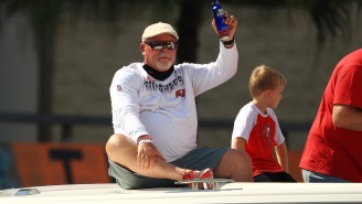 Bruce Arians Went Against Family's Suggestion NOT To Coach This Year 'Cause He Had Hunch It'd Be A 'Magical Year'