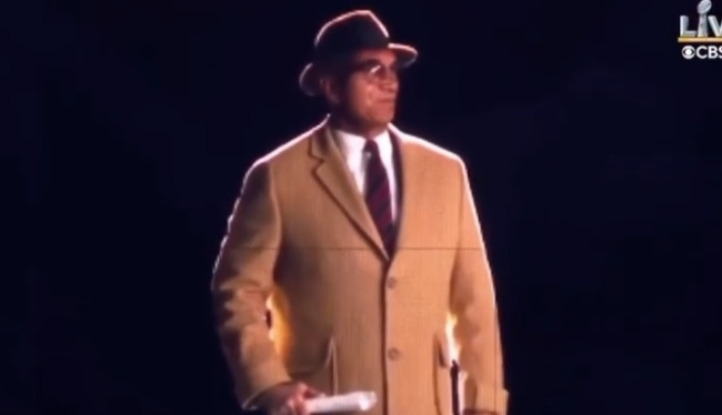 Fans Were Weirded Out By Creepy CGI Vince Lombardi Hologram During CBS' Super Bowl Intro