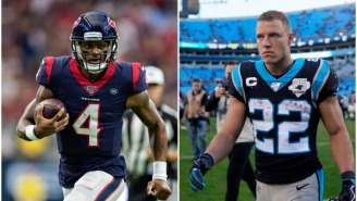 Panthers Could Reportedly Trade Christian McCaffrey For Deshaun Watson