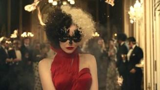 The First Trailer For Emma Stone's 'Cruella' Prequel Is Here
