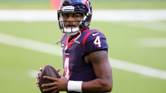 These Three Teams Are The Only Ones Deshaun Watson's Reportedly Interested In Getting Traded To