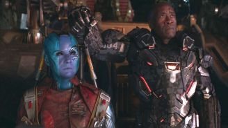 Don Cheadle Reveals One Of The Best Lines In 'Avengers: Endgame' Was Improvised