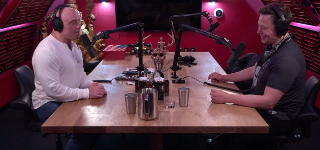 Elon Musk On Rogan: Tesla tricks, why Starship is pointy, interplanetary life, and more