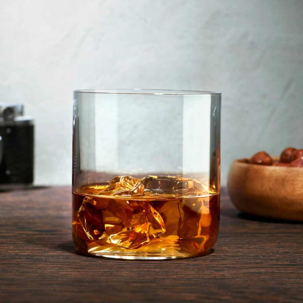essential home bar glasses for men