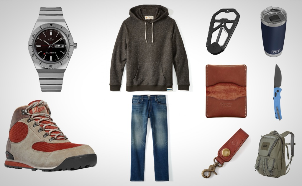 everyday carry essentials best finds for men