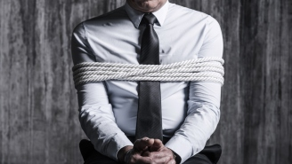 Guy Ties Himself Up And Fakes Own Kidnapping Just To Get Out Of Work