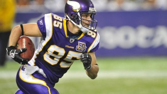 Former NFL WR Greg Camarillo Gets Real About Problems Players Face After Retiring From Pro Football