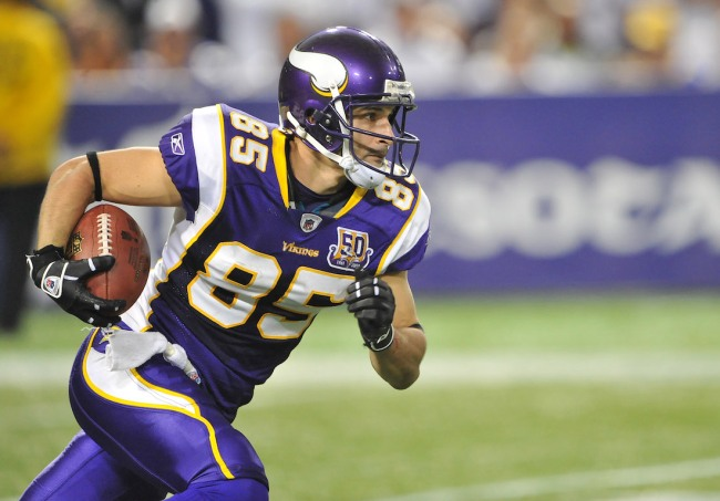Former NFL WR Greg Camarillo opens up about the struggles of life after retiring from pro football