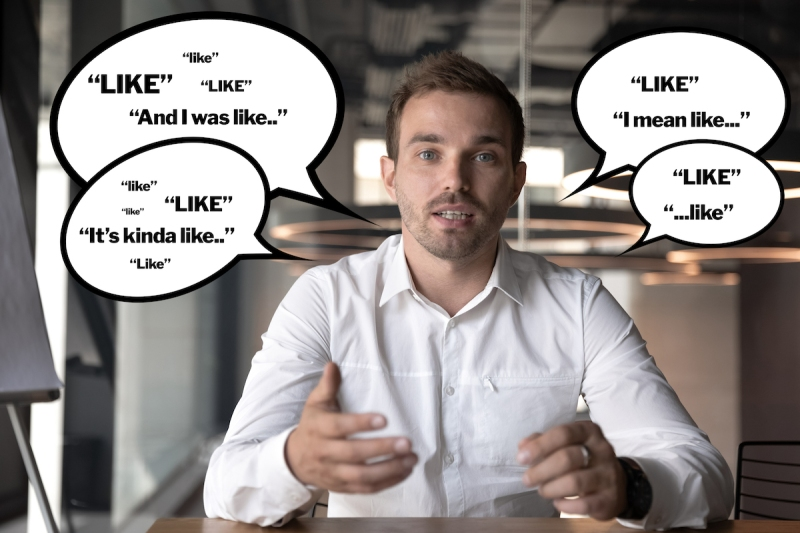 How To Stop Saying 'Like' So Damn Much