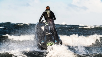 Two Guys On A Jet Ski Busted With $275K Worth Of Cocaine After Running Out Of Gas