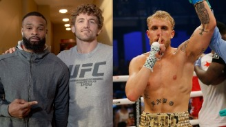 Tyron Woodley Gives His Prediction On The Jake Paul Vs. Ben Askren Boxing Match