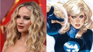 There Are RUMORS That Jennifer Lawrence Has Been Cast As Invisible Woman/Susan Storm