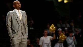 Vanderbilt's Jerry Stackhouse Implies Fans Are Critical Of Him Because They're Racist Trump Supporters, Not Because Of His Embarrassing Record