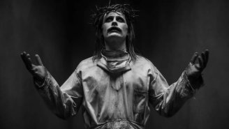 Zack Snyder Working Overtime To Devalue 'The Snyder Cut', Shares Preposterous Photo Of Jesus Joker