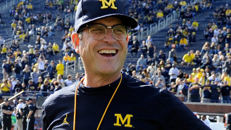 Jim Harbaugh Once Hit Up A Comedian To Him Write Jokes He Could Use While Recruiting