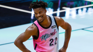 Jimmy Butler Credits Mark Wahlberg For His Acting Skills Following Late-Game Flop Against Knicks