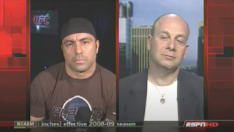 This 2007 Clip Of Joe Rogan Arguing With Boxing Promoter Lou DiBella About The Future Of MMA Is Wild To Watch In Hindsight