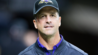 John Harbaugh Quietly Dropped $2,000 To Cover The Tabs Of Fellow Diners At A Restaurant Charity Event
