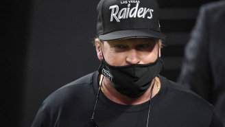 Jon Gruden Gives Big 'F You' To NFL Tampering Rules After Being Warned About Tampering With Richard Sherman