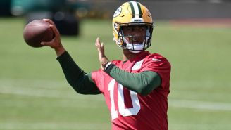 Jordan Love Speaks About Packers' Quarterback Plans Amid Aaron Rodgers Drama