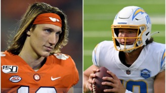NFL Films' Greg Cosell: Justin Herbert Is More 'Purely Physically-Gifted' Than Trevor Lawrence