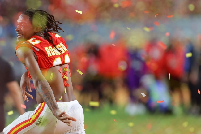 The Kansas City Chiefs players placed on the COVID list before Super Bowl 55 allegedly came in close contact with a barber