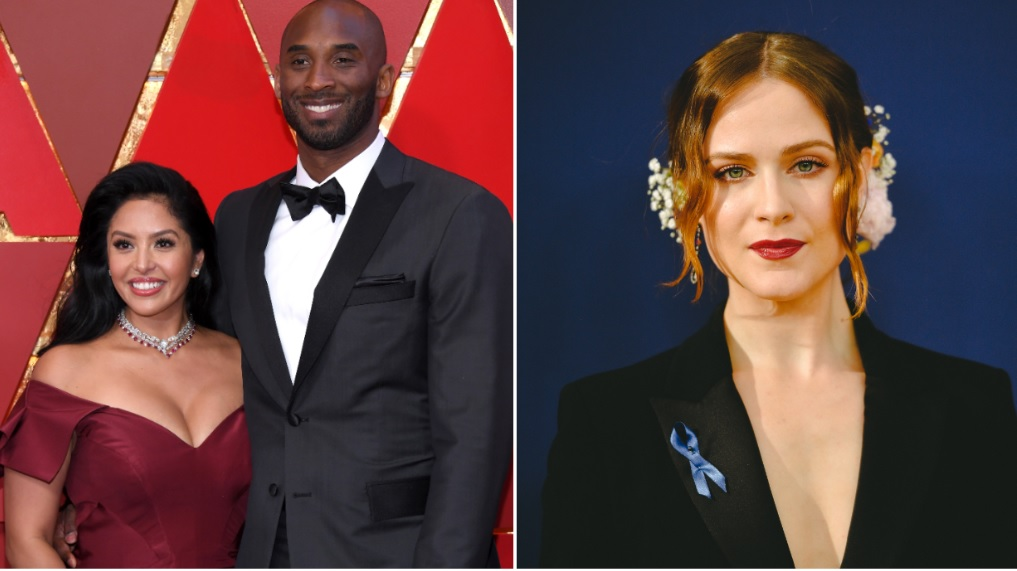 Vanessa Bryant responds to Evan Rachel Wood calling Kobe a rapist