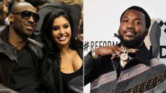 Rapper Meek Mill Tweets 'F Ya Feelings' After Vanessa Bryant Called Him Out Over 'Disrespectful' Kobe Bryant Helicopter Lyric