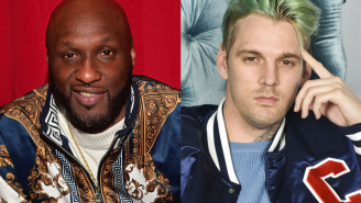 Lamar Odom And Aaron Carter Have Agreed To A Boxing Match And We Brought This On Ourselves