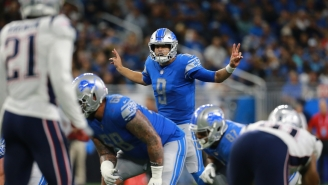 Tedi Bruschi Rips Matthew Stafford For Not Being Tough Enough To Handle 'The Patriot Way' Anyway