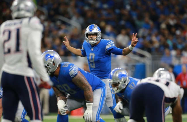 Former LB Tedi Bruschi shreds Matthew Stafford for not being tough enough to play for Patriots following trade to Rams