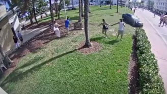This High-Speed Police Chase Through Miami Beach Makes 'Grand Theft Auto' Look Tame
