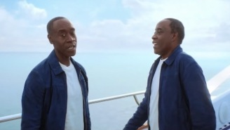 Mind-Blowing Michelob Super Bowl Spot Features Uncanny Celebrity Lookalikes, Such As Don Cheadle, Sly Stallone, And Megan Fox